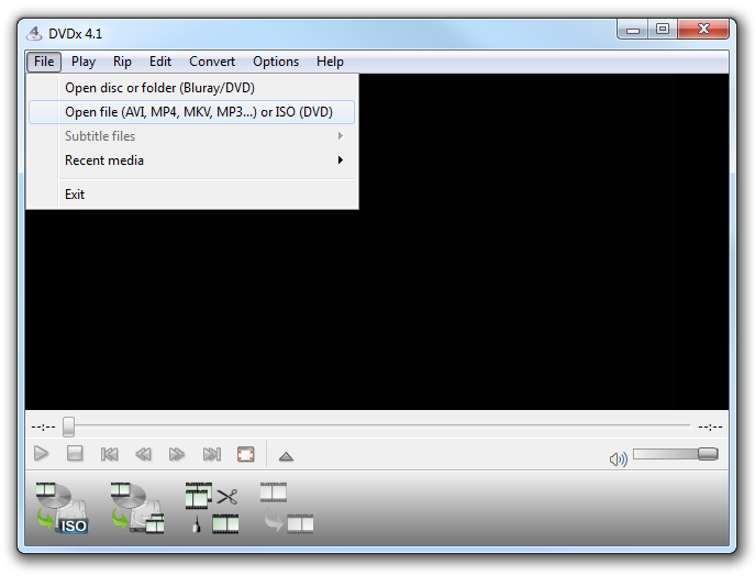 licence file dvd audio extractor